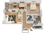 3 Zimmer Wohnung In Mnchen Bogenhausen My Private Residences intended for proportions 1920 X 1080