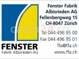 Fenster Fabrik Albisrieden Ag within proportions 1175 X 827