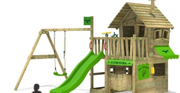 Spielturm Fatmoose Countrycow Maxi Xxl Mit Real in proportions 1024 X 1024